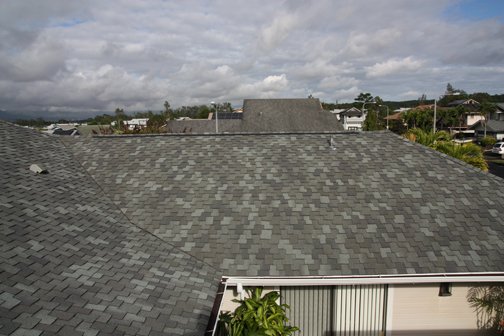 Certainteed Presidential Platinum West Oahu Roofing Inc