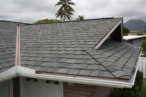 Certainteed Grand Manor Stonegate Gray West Oahu Roofing Inc