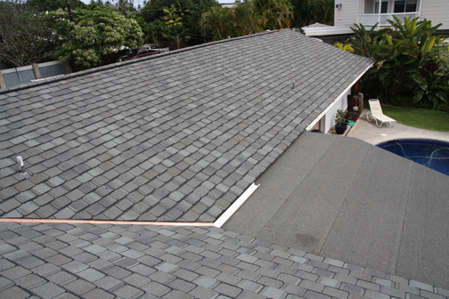 Certainteed Grand Manor Stonegate Gray West Oahu