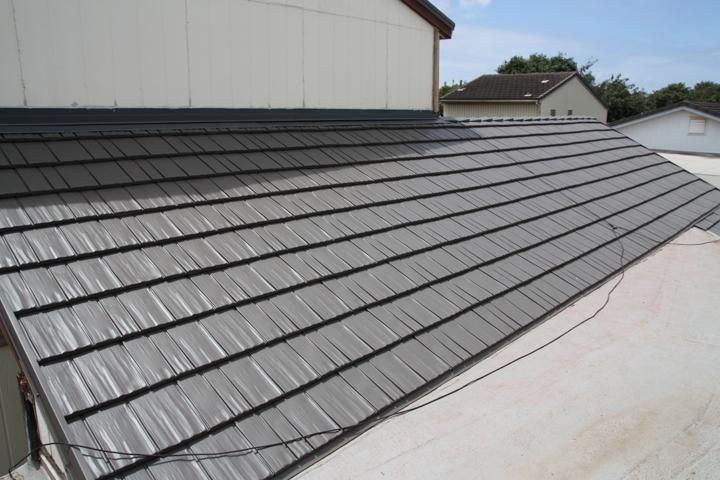 Custom Built Metals Rustic Shake West Oahu Roofing Inc