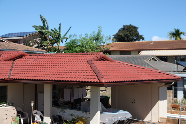 Boral Villa Mission Red West Oahu Roofing Inc