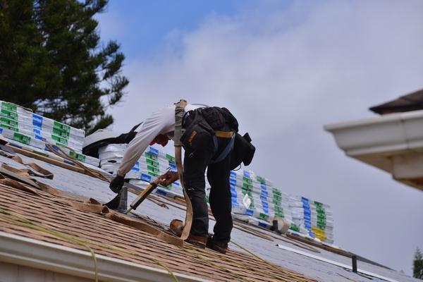 Install 2u2032 X 2u2032 Square Of CertainTeed WinterGuard Peel U0026 Stick Underlayment  Around All Roof Penetrations.