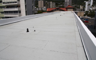 Brai Modified Bitumen West Oahu Roofing Inc